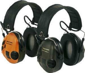 Peltor Sportac Ear Muffs