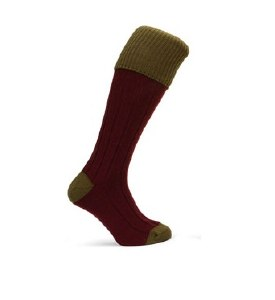 Pennine Royale Shooting Socks