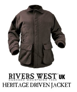 Rivers West Heritage Driven Jacket