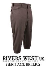 Rivers West Heritage Breeks