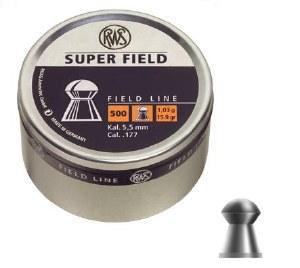 Rws Super Field .22 Pellets