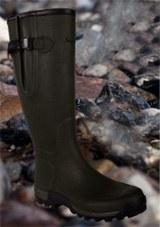 "Seeland Wellies Estate Vibram LADY 16/"" 5mm Neoprene"