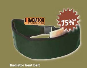 Seeland Radiator Heat Belt