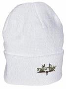 Swedteam Knitted White Beannie