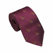 Laksen Grouse Tie Heather