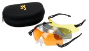 Browning Eagle Shooting Glasses Set