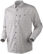 Harkila Lancaster Shirt Blackberry Check