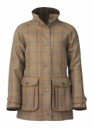 Laksen Melville Ladies Tweed Shooting Coat