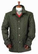 Laksen Zug Loden Coat