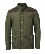 Laksen Hampton Quilted Jacket