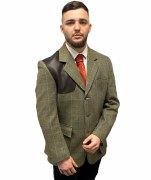 Laksen Ashcombe Limited Edition Woodhay Tweed Sports Jacket
