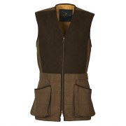 Laksen Firle Glenogil Tweed Shooting Vest