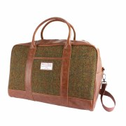 British Bag Company Harris Tweed Holdall