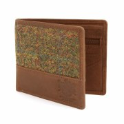British Bag Company Stornoway HArris Tweed Wallet
