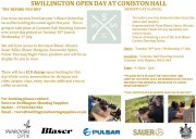 Swillington Open Day Tickets