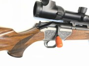Blaser Custom Orange Bolt Handle