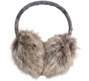 Barbour Carsten Faux Fur Ladies Earmuff