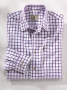 Beretta Large Check Shirt