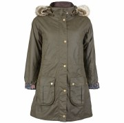 Barbour Tors Waxed Parka