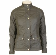 Barbour Brocklane Wax Jacket