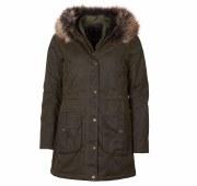 Barbour Homeswood Waxed Jacket