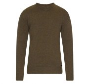 Barbour Essential V-neck Lambswool Jumper