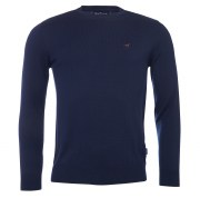 Barbour Braemar Crew Neck Jumper
