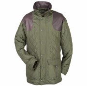 Barbour Highfield Waterproof Quilted Shooting Jacket