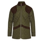 Barbour Brearton Quilted Shooting Jacket