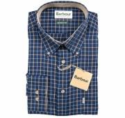 Barbour Bank Shirt Navy