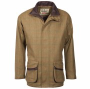 Barbour Moorhen Mens Tweed Shooting Jacket