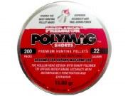 Polymag Predator Shorts .177