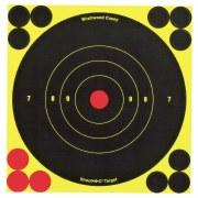 """Shoot N C 6"""" Round Targets"""