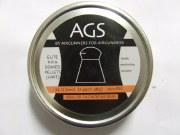 AGS Heavyweight pellets 21.4gr