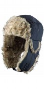 Musto Winter Fur Hat Navy