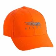 Sitka Hi-Vis Orange Ballistic Cap