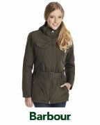 Barbour Ladies featherweight Grace jacket