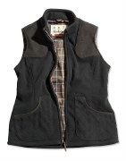Barbour Ladies Fleece Shooting Waistcoat