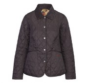 Barbour Print Liddesdale Ladies Quilted Jacket