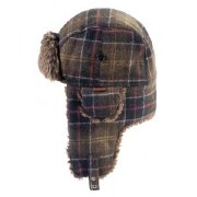 Barbour Tartan Hunter Hat M