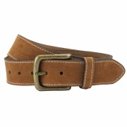 The British Belt Company Kendal Leather Belt
