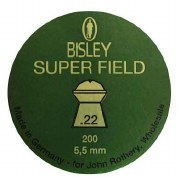 Bisley Superfield Pellets .177