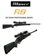 Blaser R8 Rifle .243 Synthetic