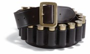 Croots Malton Bridle Leatehr Cartridge Belt
