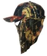 Browning Camo Cap & Face Veil