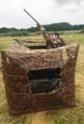 Covert Hunting Hide Brown Leaf