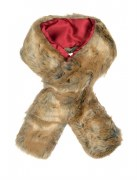 Dubarry Fur Scarf Chinchilla