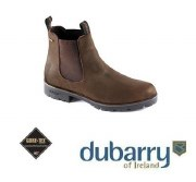 Dubarry Wicklow Mens Leather Gore-Tex Ankle Boots