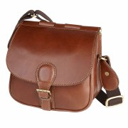 Laksen Leather Cartridge Bag