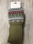 Pennine Ladies Fairisle Socks